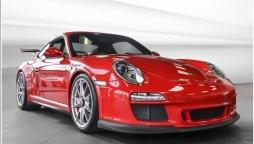 2017 911 Porsche