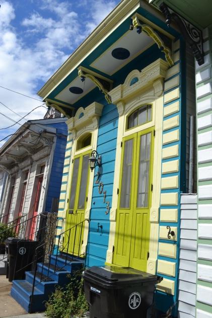 Shot gun homes New Orleans