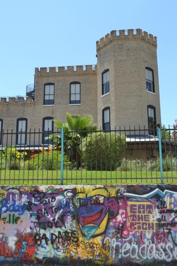 Hope Gallery Castle, Austin Texas