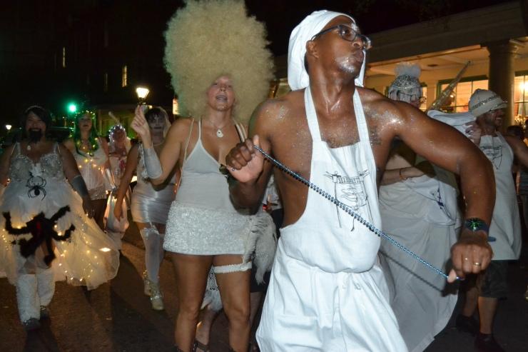 New Orleans Krewe de Boo